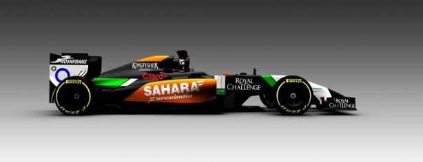 Force India VJM07/ Force India