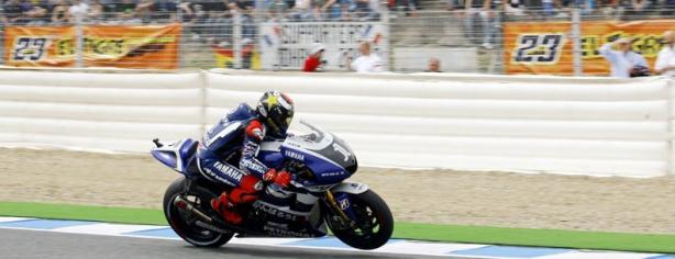 Lorenzo en el GP de España 2011/ circuitodejerez.com