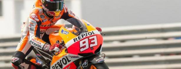 Marc Márquez saldrá desde la pole en Le Mans/ lainformacion.com