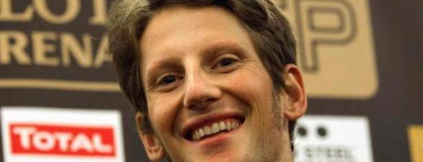 Romain Grosjean/ lainformacion.com