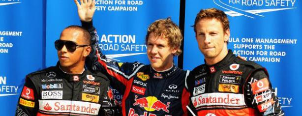 Sebastian Vettel/ laionformacion.com/ Getty Images