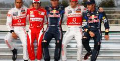 Campeones F1