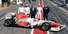 Hispania presenta el F111