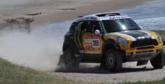 Los MINI están sorprendiendo en el Dakar/ Dakar.com