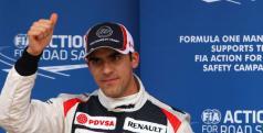 Pastor Maldonado/ Williams