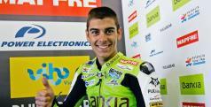 Alberto Moncayo ha sido el último en salir del Aspar Team/ albertomoncayo.es