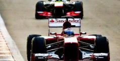 Alonso en Abu Dhabi/ lainformacion.com