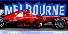 Fernando Alonso en Melbourne/ lainformacion.com
