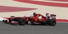 Fernando Alonso en Bahrein/ lainformacion.com