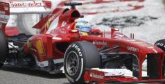 Fernando Alonso en China/ lainformacion.com/ EFE