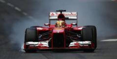 Fernando Alonso en Mónaco/ lainformacion.com