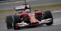 Fernando Alonso en los test de Jerez/ lainformacion.com