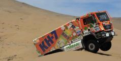Camión del KH-7 Epsilon Team