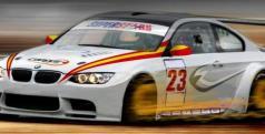 BMW M3 Campos Racing