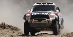 Una vez más la victoria es para un MINI/ Dakar.com