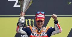 Dani Pedrosa en Le Mans/ lainformacion.com/ EFE