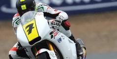 Dani Rivas, vencedor de Moto2/ CEV