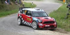 Dani Sordo en el Rallye de Alemania/ danielsordo.com