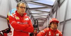 Stefano Domenicali y Fernando Alonso/ lainformacion.com/ Getty Images