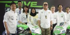 Presentación del equipo Drive M7 Aspar