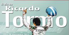 Cartel del Día de Ricardo Tormo