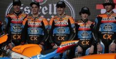 Los pilotos que correran en Moto3 y el CEV con el equipo Repsol
