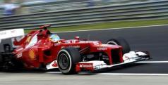 Fernando Alonso en Hungría/ lainformacion.com/ EFE