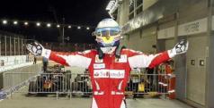 Fernando Alonso logró vencer en Singapur en 2010/ lainformacion.com/ Reuters