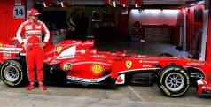 Fernando Alonso en Montmeló/ lainformacion.com/ EFE