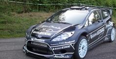 Nuevos colores del Ford Fiesta RS WRC