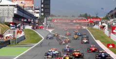 Carrera de GP2 en Montmeló 2011