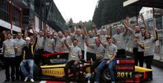 Grosjean se proclama campeón de la GP2