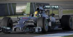 Lewis Hamilton, uno de los favoritos en 2014/ lainformacion.com