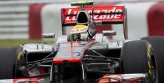 Lewis Hamilton en Canadá durante la FP1/ lainformacion.com/ EFE
