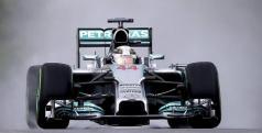 Lewis Hamilton es el más rápido bajo la lluvia/ lainformacion.com