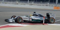 Lewis Hamilton durante la pretemporada/ lainformacion.com