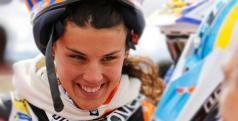 Laia Sanz brilla en el Dakar 2014
