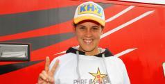 Laia Sanz celebra su segundo mundial de Enduro