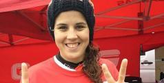 Laia Sanz celebra su decimosegundo mundial de Trial/ lainformacion.com