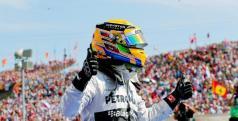 Lewis Hamilton se lleva la pole en Bélgica/ lainformacion.com