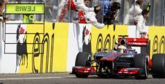 Lewis Hamilton se impone en Hungría/ lainformacion.com/ Reuters