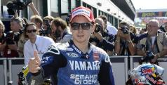 Jorge Lorenzo/ Yamaha