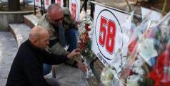 Luto por la muerte de Simoncelli/ lainformacion.com/ EFE