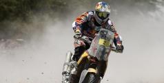 Marc Coma gana la quinta etapa del Dakar/ lainformacion.com