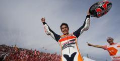 Marc Márquez, Campeón del Mundo de MotoGP