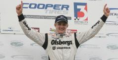 Marcus Ericsson en la F3