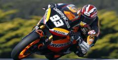 Marc Márquez se quedará en Moto2