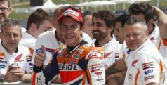 Márquez consigue una nueva victoria, esta vez en Argentina/ lainformacion.com