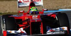 Felipe Massa/ lainformacion.com/ Getty Images