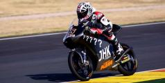 Maverick Viñales en Cheste/ Circuit de la Comunitat Valenciana